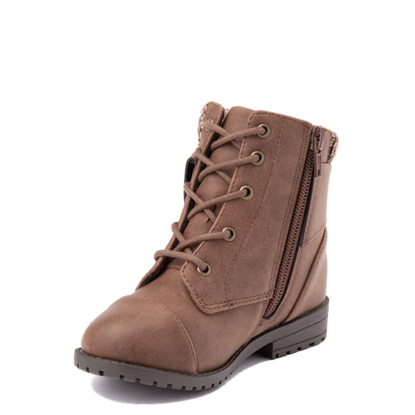 alternate view Sarah-Jayne Jocelyn Hiker Boot - Toddler / Little Kid - BrownALT3
