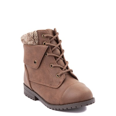 Alternate view of Sarah-Jayne Jocelyn Hiker Boot - Toddler / Little Kid - Brown
