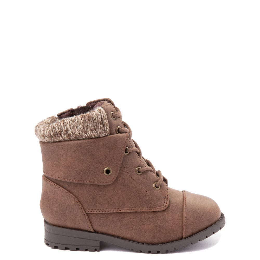 Sarah-Jayne Jocelyn Hiker Boot - Toddler / Little Kid - Brown