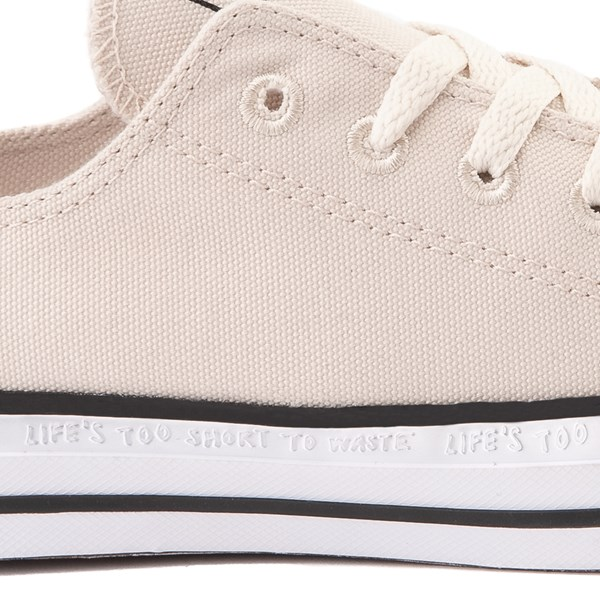 alternate view Converse Chuck Taylor All Star Lo Renew P.E.T. Sneaker - BoneALT6