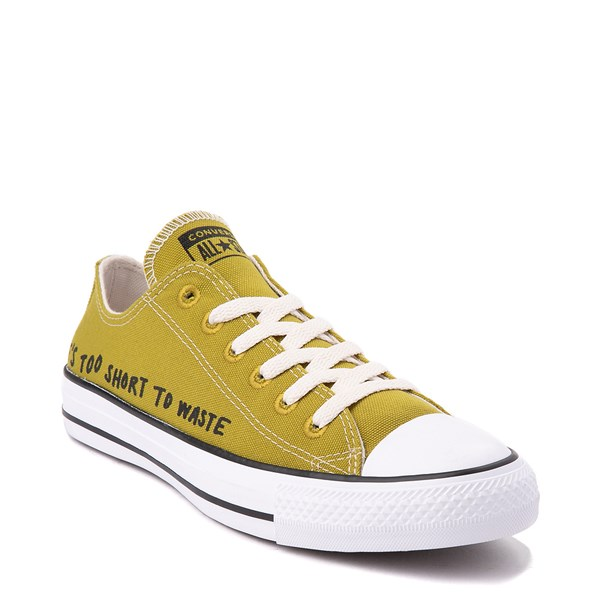 alternate view Converse Chuck Taylor All Star Lo Renew P.E.T. Sneaker - MossALT1
