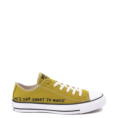 Main view of Converse Chuck Taylor All Star Lo Renew P.E.T. Sneaker - Moss