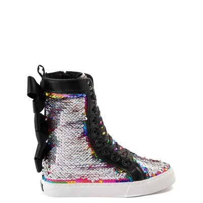 Alternate view of JoJo Siwa™ X-Hi Two-Tone Sequin Sneaker - Little Kid / Big Kid