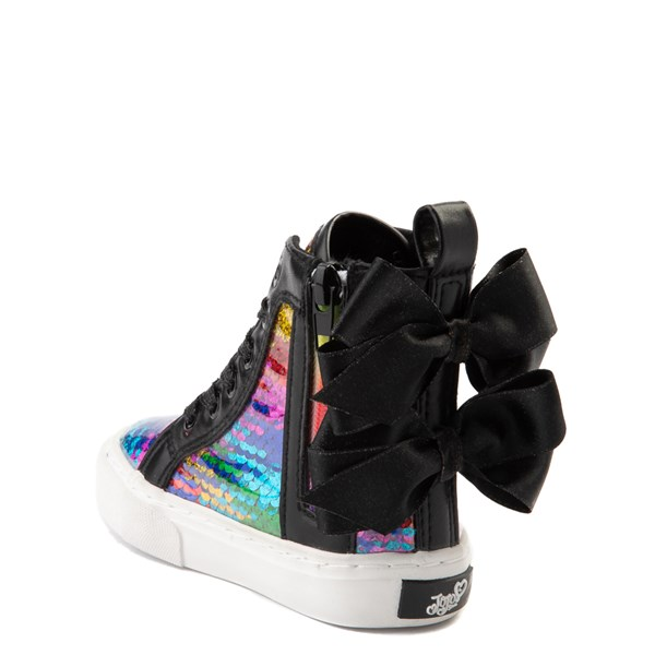 alternate view JoJo Siwa™ X-Hi Sequin Sneaker - ToddlerALT2