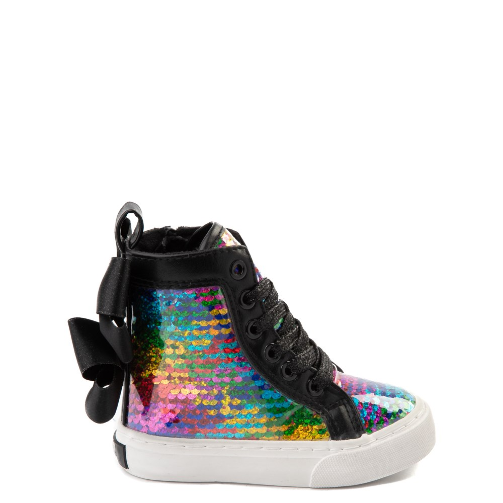 Jojo Siwa Trade X Hi Sequin Sneaker Toddler Journeys