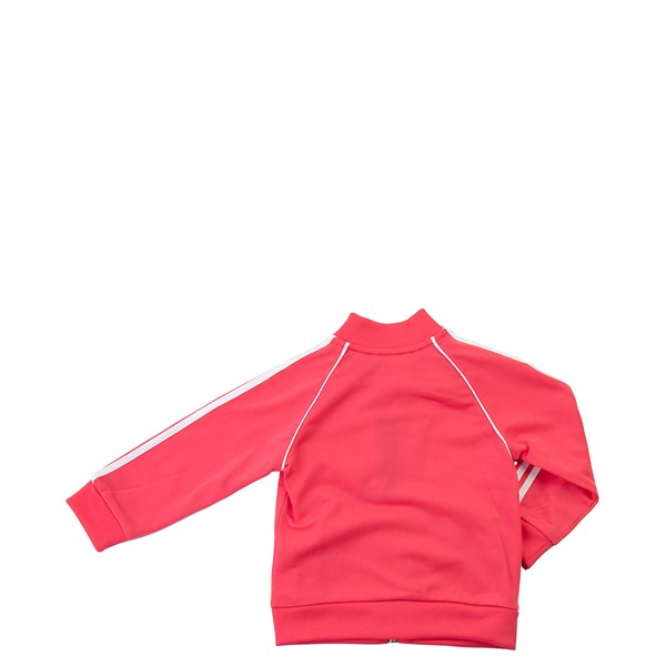 alternate view adidas Superstar Track Suit - Baby - PinkALT2