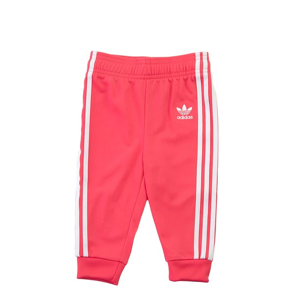 alternate view adidas Superstar Track Suit - Baby - PinkALT3