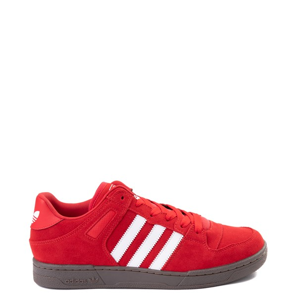 Main view of Mens adidas Bucktown Athletic Shoe - Red