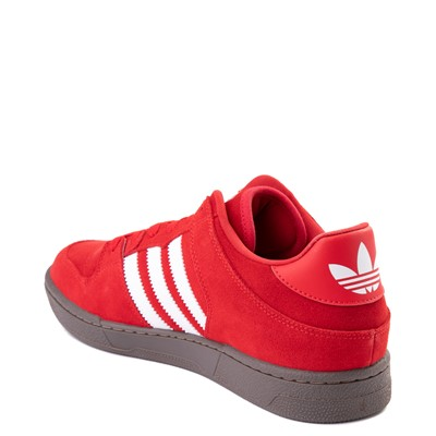 Alternate view of Mens adidas Bucktown Athletic Shoe - Red