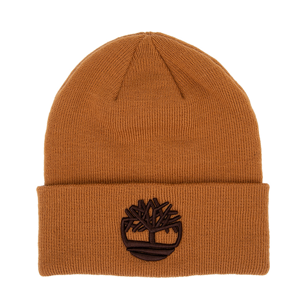 Main view of Timberland Tree Beanie - Wheat