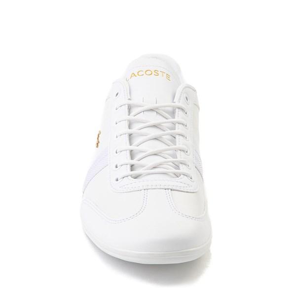 alternate view Mens Lacoste Misano Athletic ShoeALT4