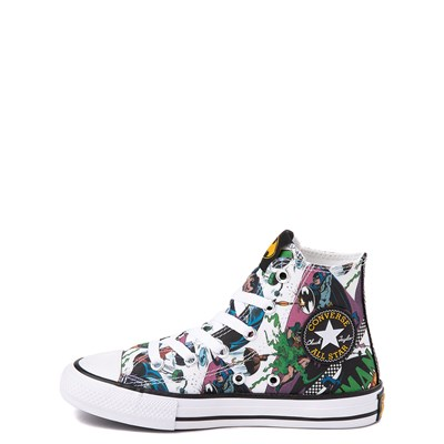 Alternate view of Converse Chuck Taylor All Star Hi DC Comics Batman Sneaker - Little Kid