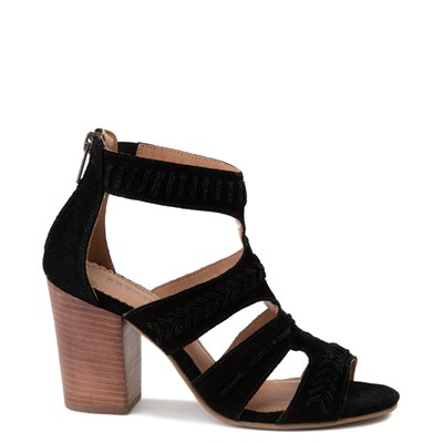 Main view of Womens Crevo Portia Heel - Black