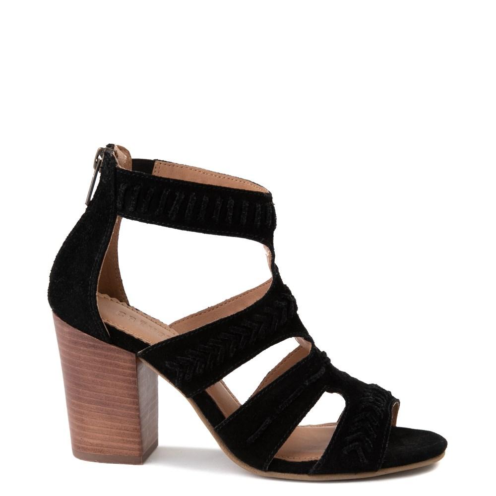 Womens Crevo Portia Heel - Black