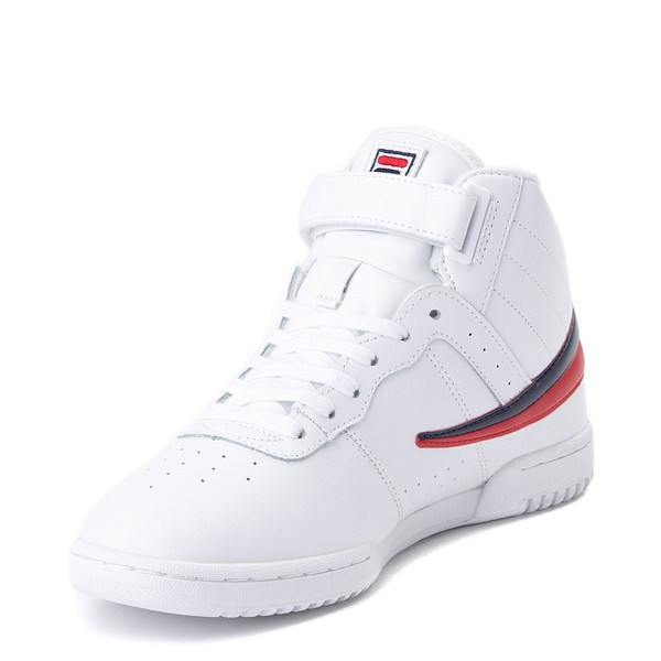 alternate view Womens Fila F-13 Athletic ShoeALT2