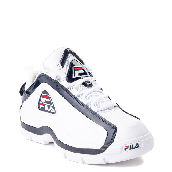alternate view Mens Fila 96 Low Athletic ShoeALT1