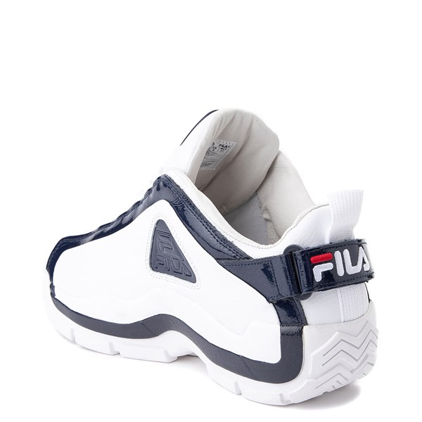 alternate view Mens Fila 96 Low Athletic ShoeALT2