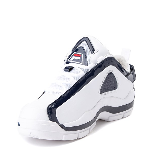 alternate view Mens Fila 96 Low Athletic ShoeALT3