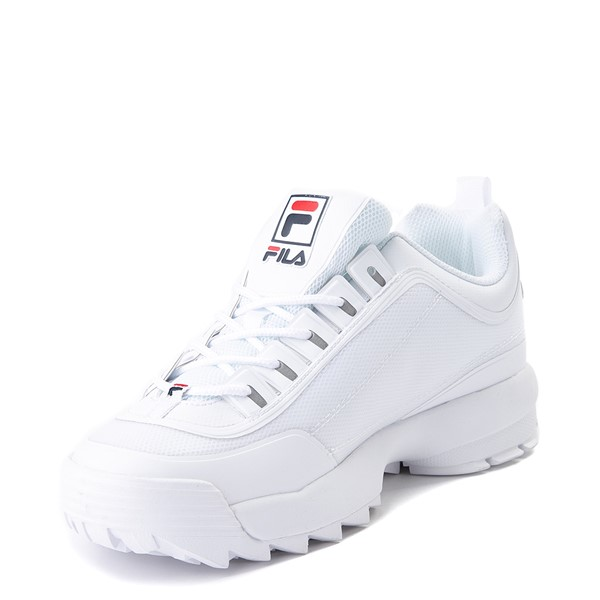 alternate view Mens Fila Disruptor 2 Athletic Shoe - WhiteALT2