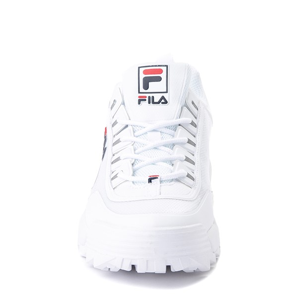 alternate view Mens Fila Disruptor 2 Athletic Shoe - WhiteALT4
