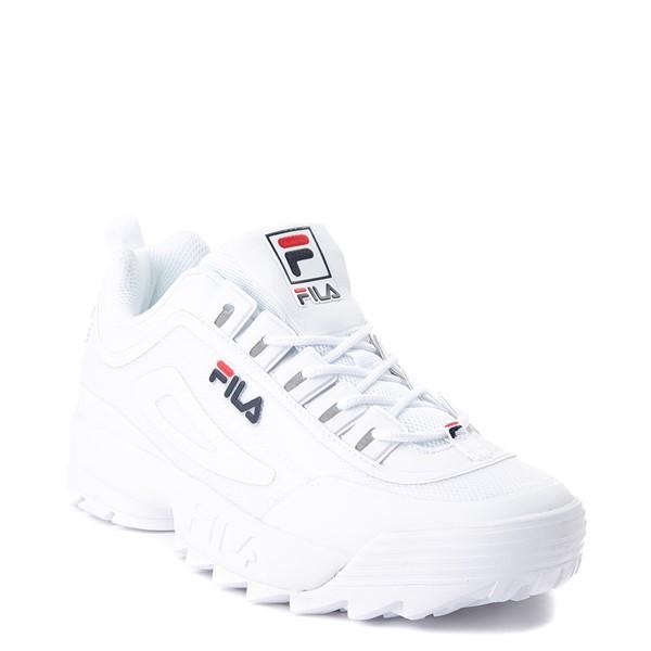 alternate view Mens Fila Disruptor 2 Athletic Shoe - WhiteALT5