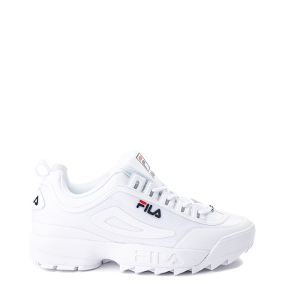 Main view of Mens Fila Disruptor 2 Athletic Shoe - White