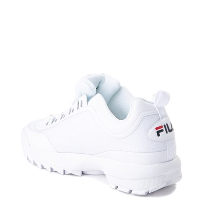Alternate view of Mens Fila Disruptor 2 Athletic Shoe - White