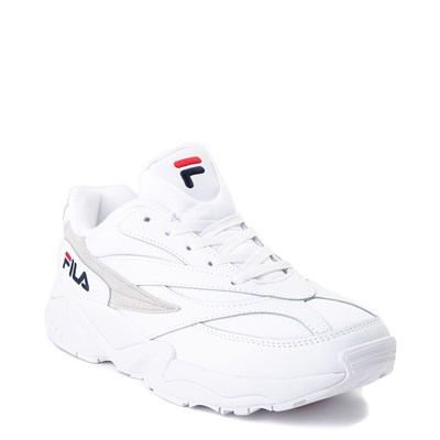 Alternate view of Mens Fila V94M Athletic Shoe - White