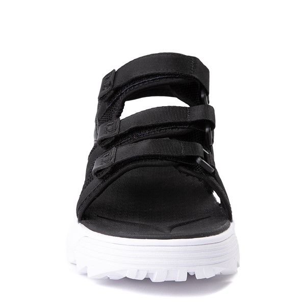 alternate view Mens Fila Disruptor Sandal - BlackALT4