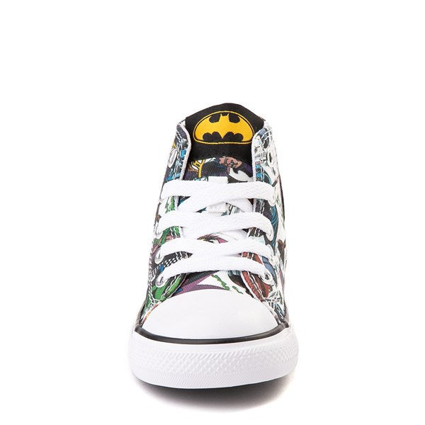 alternate view Converse Chuck Taylor All Star Hi DC Comics Batman Sneaker - Baby / ToddlerALT4