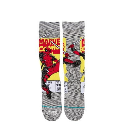 86d712753 Main view of Stance Deadpool Comic Crew Socks ...