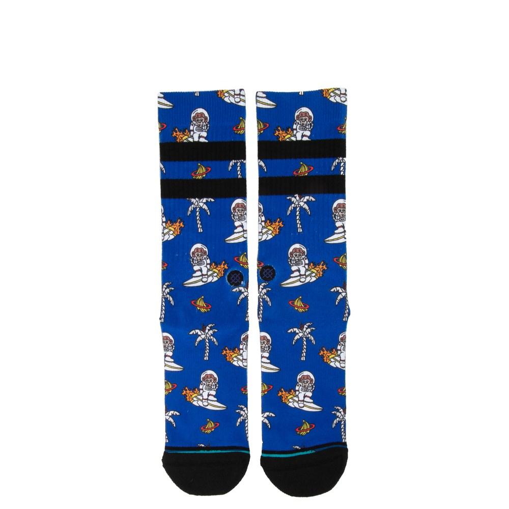 Mens Stance Space Monkey Crew Socks