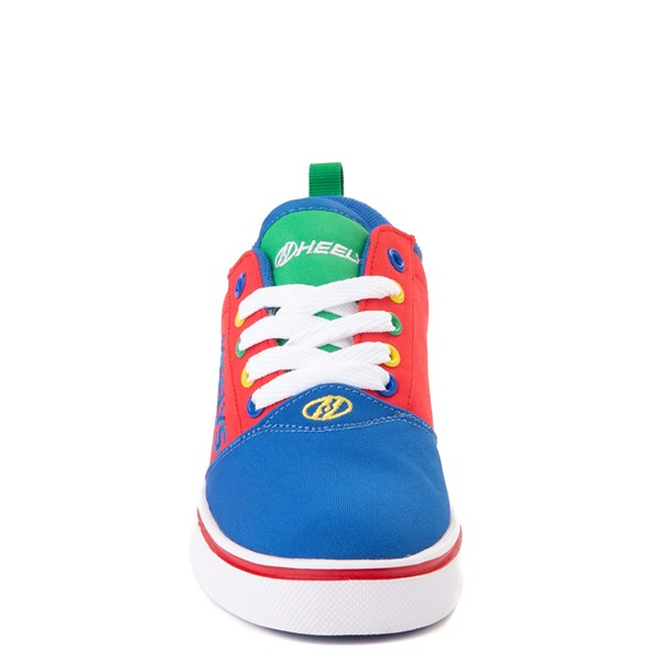alternate view Heelys Gr8 Pro Color-Block Skate Shoe - LIttle Kid / Big Kid - MultiALT4
