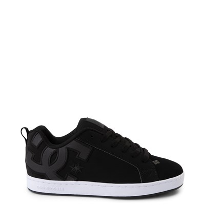 Main view of Womens DC Court Graffik Skate Shoe