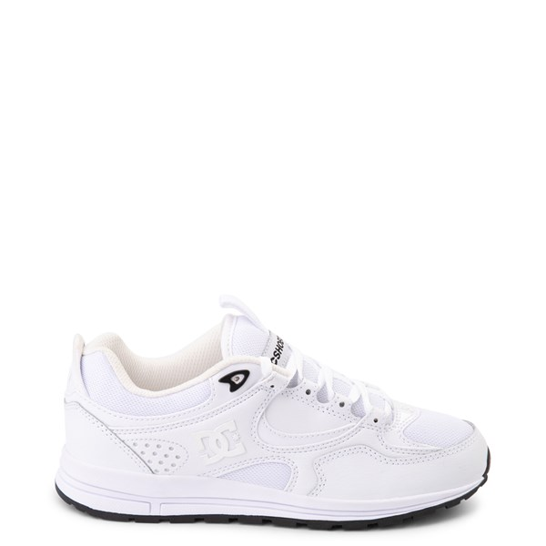 Womens DC Kalis Lite Skate Shoe - White / Black
