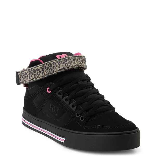 Alternate view of Womens DC Pure Hi V Skate Shoe