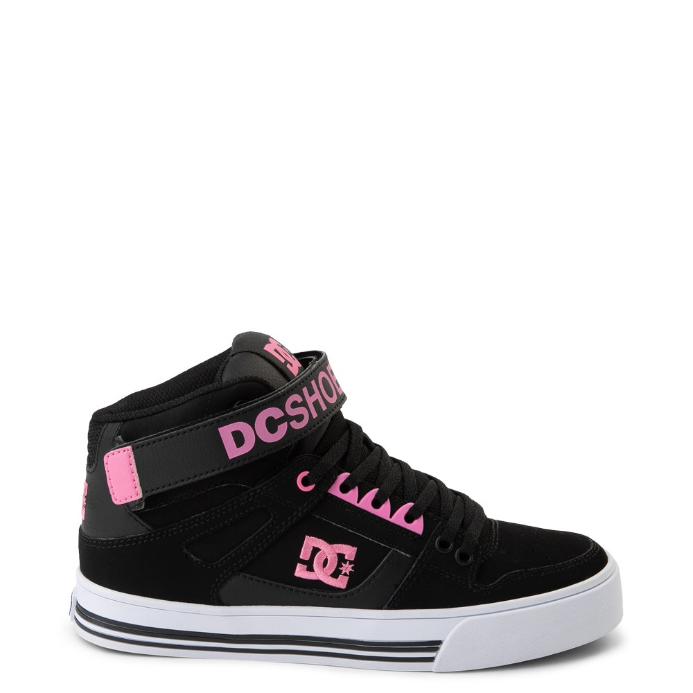 Womens DC Pure Hi V Skate Shoe