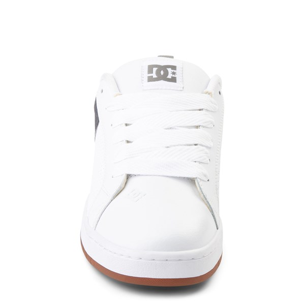 alternate view Mens DC Court Graffik Skate ShoeALT4
