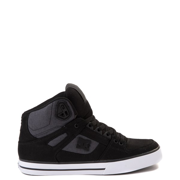 Default view of Mens DC Pure Hi WC TX SE Skate Shoe