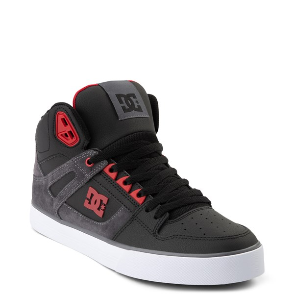 Alternate view of Mens DC Pure Hi WC Skate Shoe