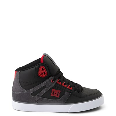Main view of Mens DC Pure Hi WC Skate Shoe