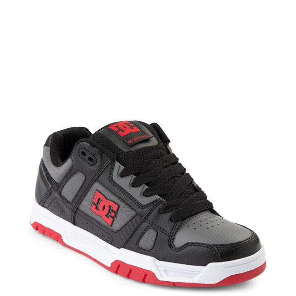 alternate view Mens DC Stag Skate ShoeALT1