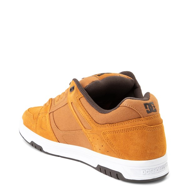 alternate view Mens DC Stag Skate ShoeALT2