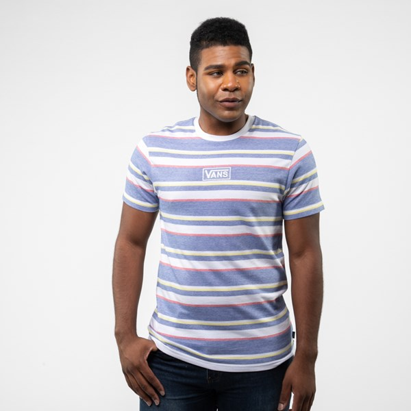 Mens Vans Sheffield II Tee - True Blue