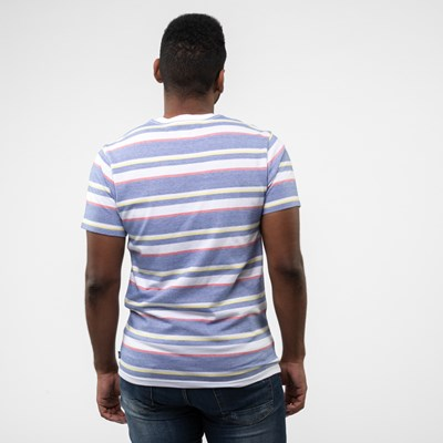 Alternate view of Mens Vans Sheffield II Tee - True Blue