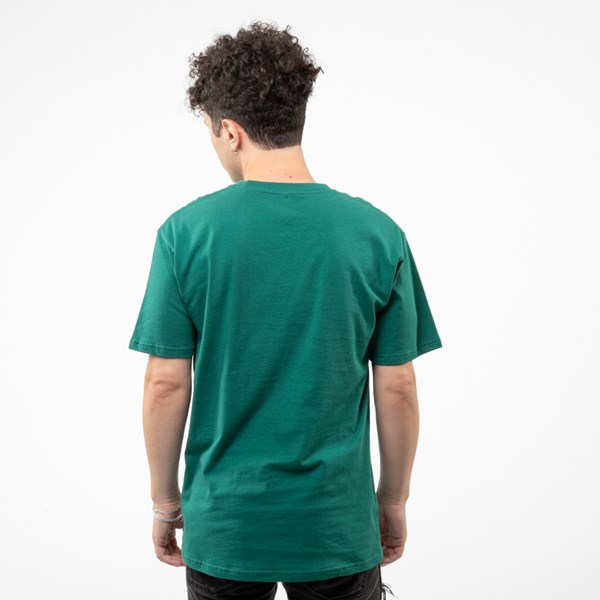 Alternate view of Mens Vans Classic Drop V Tee - Evergreen
