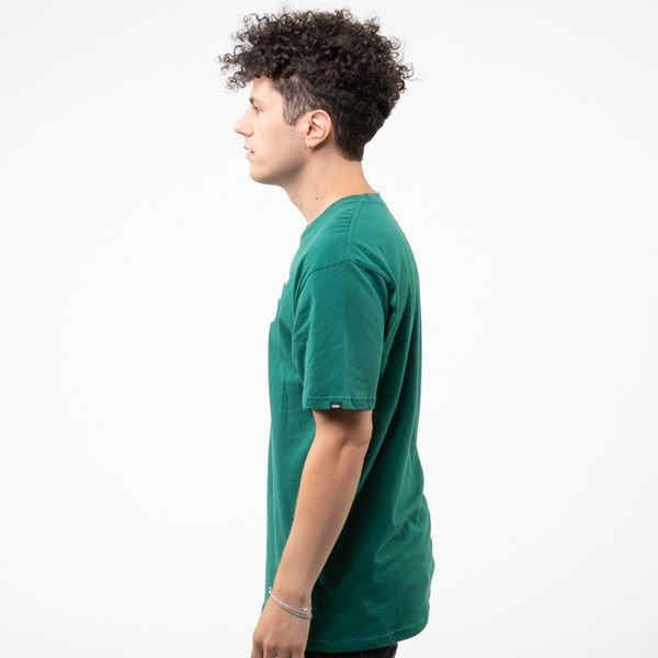 alternate view Mens Vans Classic Drop V Tee - EvergreenALT2