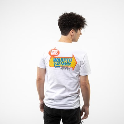 Alternate view of Mens Vans Warped Tour 25th Anniversary Short Sleeve Tee