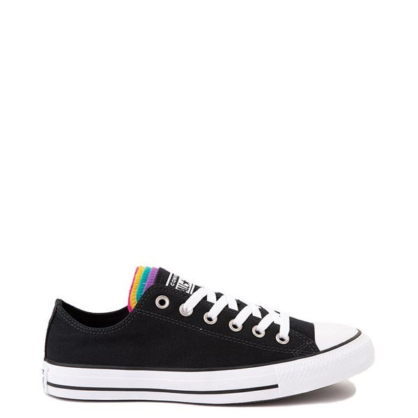 Converse Chuck Taylor All Star Lo Multi Tongue Sneaker - Black / Multi