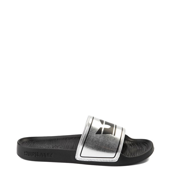 Mens Supra Lock Up Slide Sandal